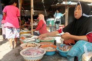 Ternyata Ini AlasanPemindahan Pasar Kota Rembang Tak Jelas