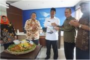 Tingkatkan Layanan Pelanggan, Garuda Indonesia Resmikan Gerai di Kudus