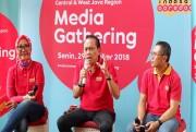 Dirut dan CEO Baru, Indosat Ooredoo Optimistis Menangkan Persaingan