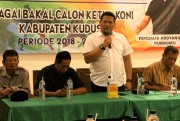 Nyalon Ketua KONI, Ferdaus Ardyansyah Purnomo Bawa Misi Sport Tourism