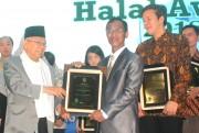 Mubarokfood Cipta Delicia Raih Penghargaan Nasional Halal Award 2018