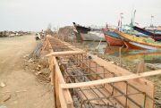Sempat Tersendat Material, Proyek Tambat Kapal Juwana Capai 90 Persen