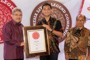 Delapan Tahun PT Semen Gresik Raih Indonesia Living Legend Brand