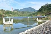 Air Waduk Gonggang Menyusut, Pasokan ke Empat Desa Tersendat