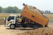 Terdampak Proyek Pembangunan Kantor Kecamatan
