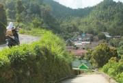 Tanah Gerak Ancam Warga di Delapan Kecamatan