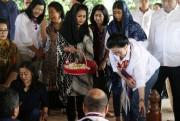 Jelang Ramadan, Megawati dan Puti Nyekar ke Makam Bung Karno