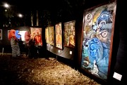 Delapan Perupa Berkreasi di Pameran Seni Rupa Manifesto Idiot #1