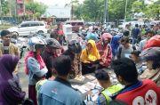 2197 Pelanggar Lalin Terjaring Operasi Zebra Satlantas Bangkalan
