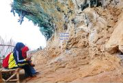 Batu Canggah Jadi Latar Foto Prewedding