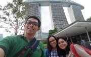 Tiket Unlimited, Puas Keliling Tiga Hari di Singapura
