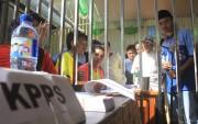 TPS Lapas sempat Alami Kekurangan Ratusan Surat Suara