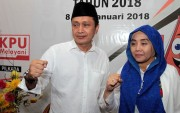 Gagal di Pilwali, Putri Abdul Gani Nyaleg lewat Demokrat