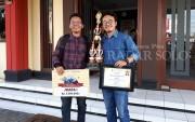 Warga Simo Juara Lomba Video Kreatif Polres
