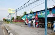Ada Posko Mudik Cinta di Jalan Solo-Semarang