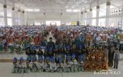 1.500 Peserta Ikuti Gebyar PAUD Kabupaten Sragen 2018