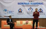 Dahlan Iskan Isi Kuliah Umum di FKIP UNS
