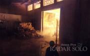 Gudang Pabrik Kopi Ludes Terbakar