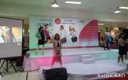 Model Cantik Warnai Launching Katalog Fashion