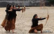 Olahraga Panah Tradisional Semakin Diminati
