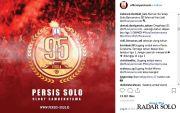 "Akun Persis Solo ""Diserbu"" Suporter se-Indonesia"