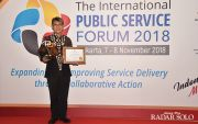 Jateng Raih Penghargaan TOP 10 Pengelolaan Pengaduan Pelayanan Publik