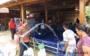 PD. BPR BKK Karangmalang Bantu Air Bersih