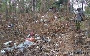 Sampah Plastik Rusak Alas Kethu