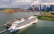 Princess Cruises Tawarkan Wisata Pesiar Jangka Pendek yang Terjangkau