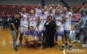 Tim Basket Jateng Riah Juara 2
