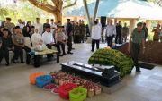 Cucu Wiranto Dimakamkan Bersebelahan dengan Putri Pertamanya