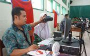 Disdukcapil Klaten Jemput Bola Rekam Data E-KTP ke Sekolahan