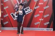 Dua Tuna Netra Ikuti Big Audition The Voice Indonesia
