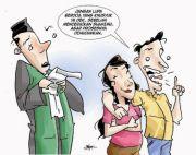 """Pernikahan 6 Tahun Bubar karena """"Siraman Rohani"""" Pebinor"""
