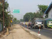 Waktu Tinggal Dua Bulan, Kebut Pembangunan Jalan