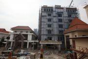 Masjid Siap Digunakan, Gedung Baru DPRD Surabaya Sudah 80 Persen
