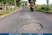 DPRD Blitar Soroti Jalan Rusak