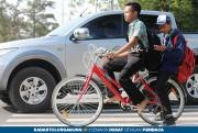 Sepeda Gratis Tak Layak, Kepala Dinas Bakal Ganti
