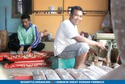Bahan Cari di Bengkel, Gamelan Hadi Purwoko Tembus Pasar AS