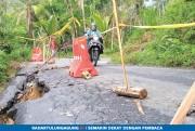Empat Desa di Empat Kecamatan Diterjang Longsor dan Banjir