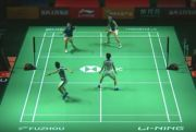 Pasangan Kevin Markus Lolos Ke Final Fuzhou China Open 2018