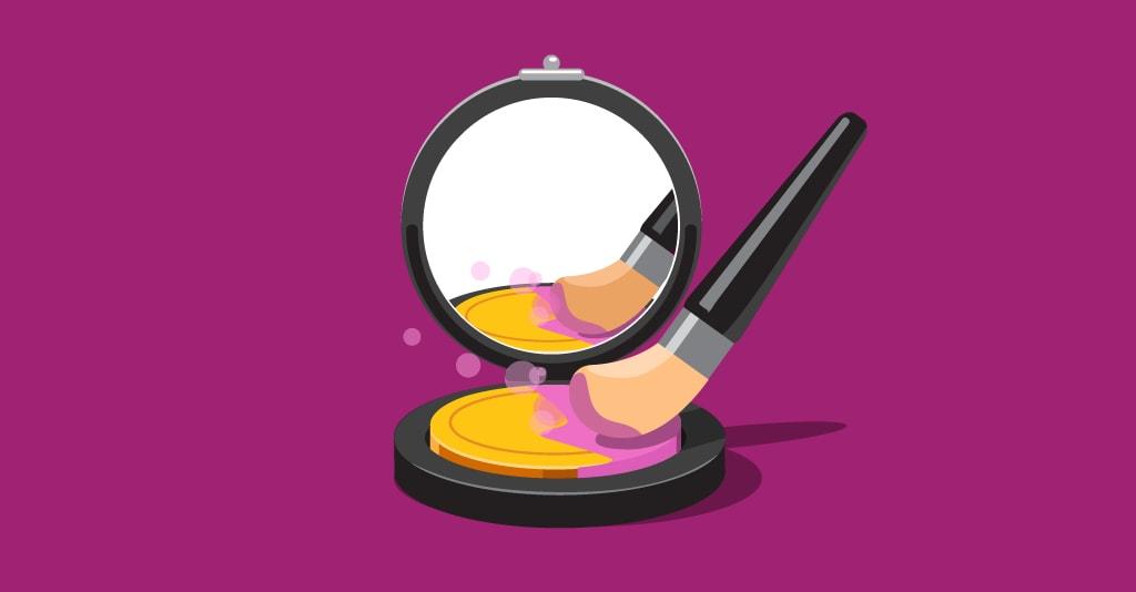 5 Cara Mudah Agar Belanja Make Up Gak Kebablasan