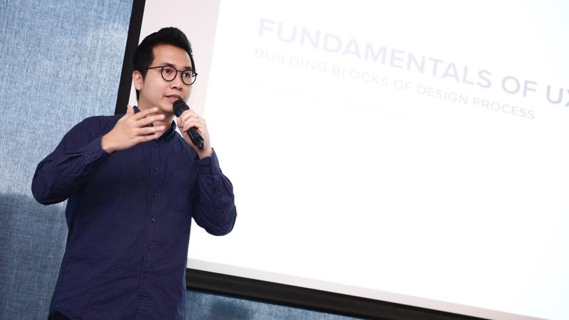 UI/UX Workshop bersama Cipta Pratama
