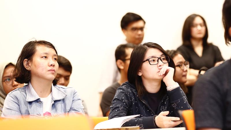 UI UX workshop bersama Cipta Pratama