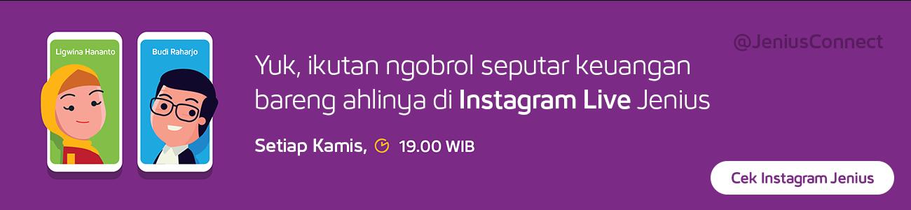 Instagram Live Jenius