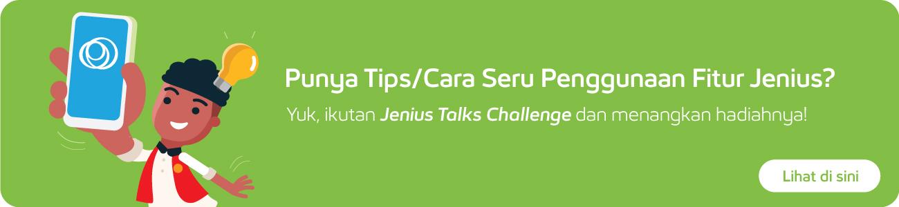Jenius Talk Challenge