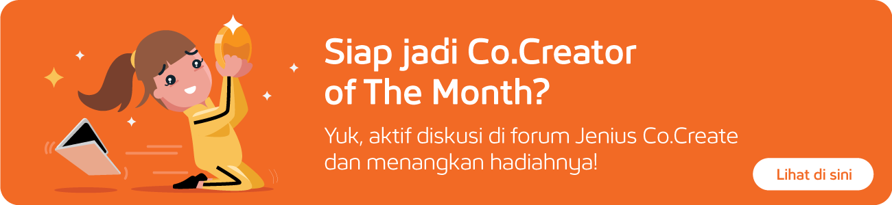 Co.Creators of The Month