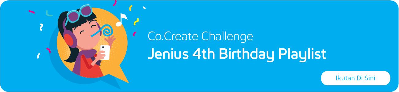 Jenius 4th Birthday Playlist