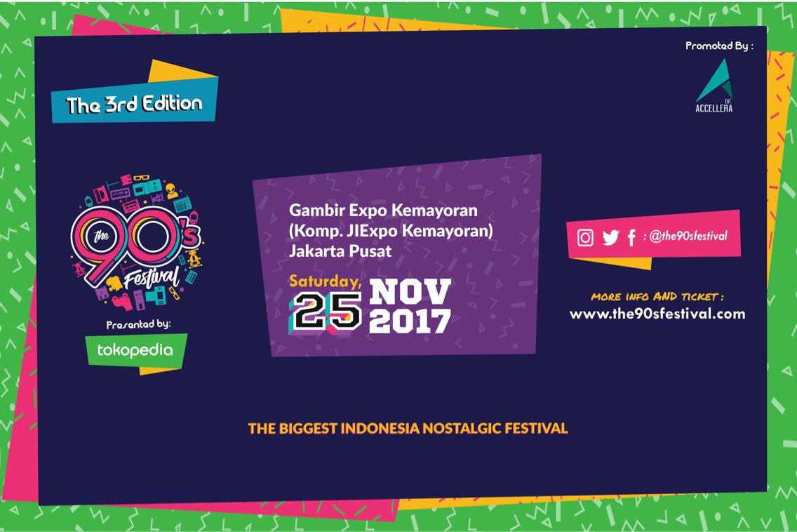 90's Festival 2017