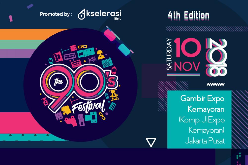 90's Festival 2018